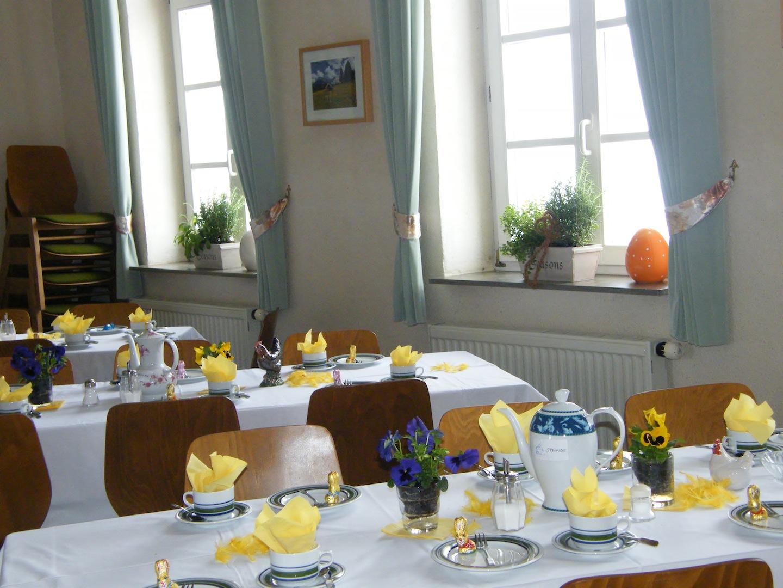 Dorfcafe im März 2013 – Bericht und Bilder