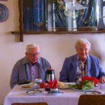 """die """"Ehrengäste"""" im Dorfcafe am 23.06.2013"""