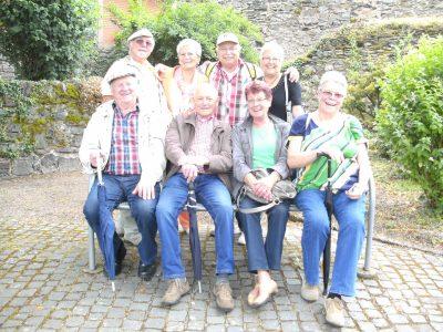 Rückblick: Ausflug des Seniorenkreises nach Saarburg
