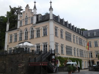 Seniorenausflug zum Schloss Sayn